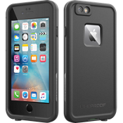 Estuche FRĒ para iPhone 6 Plus/6s Plus - Negro