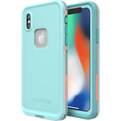 Carcasa FRE para iPhone X - Color Wipe Out