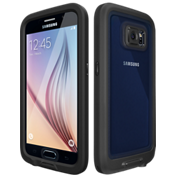 Estuche FRĒ para Samsung Galaxy S 6 - Negro