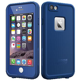 Estuche FRĒ para iPhone 6 - Azul intenso