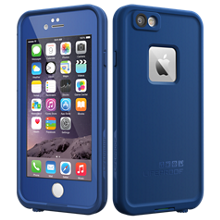 Estuche FRĒ para iPhone 6 - Azul intenso