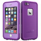 Estuche FRĒ para iPhone 6 - Púrpura intenso