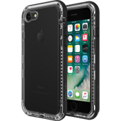 Carcasa NEXT para iPhone 8/7 - Color Black Crystal