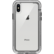 Estuche NEXT para iPhone X - Color Black Crystal