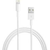 Cable Apple Lightning a USB - 2 metro