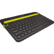 Teclado Bluetooth para varios dispositivos Logitech K480