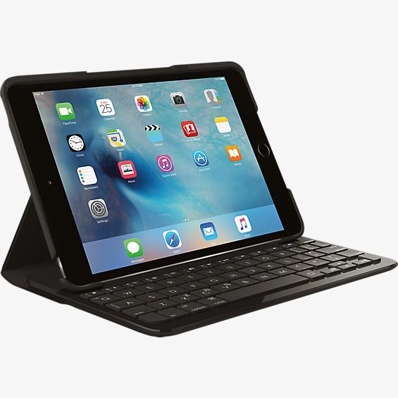 Estuche con teclado FOCUS para iPad mini 4