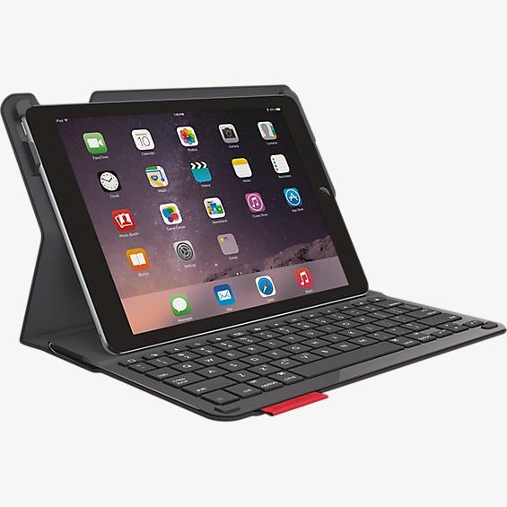 Estuche protector con teclado integrado Type + para iPad Air 2