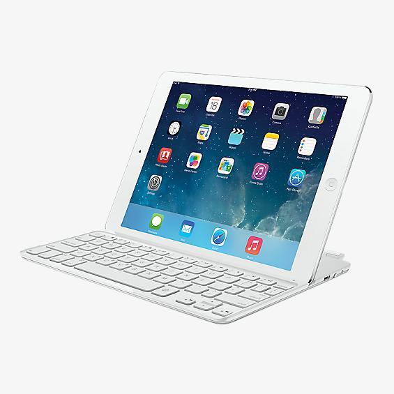 Cubierta ultrafina con teclado para iPad Air
