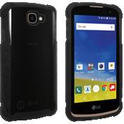 Cubierta de silicona mate para LG K4™ - Negro