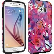 Cubierta Milk & Honey para el Samsung Galaxy S6 - Diseño floral abstracto