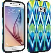 Cubierta Milk & Honey para Samsung Galaxy S6 - Ekat con diseño de pavo real