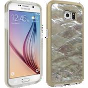 Cubierta Milk & Honey para el Samsung Galaxy S6 - Madreperla