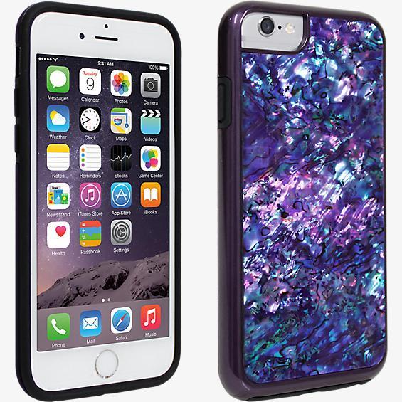 Protector Abalone para iPhone 6/6s - Púrpura