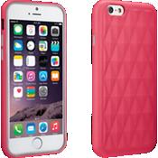 Estuche Milk & Honey de diseño geométrico para iPhone 6/6s - Rosa