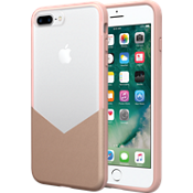 Carcasa Suit Up para iPhone 8 Plus/7 Plus - Color Rose Gold