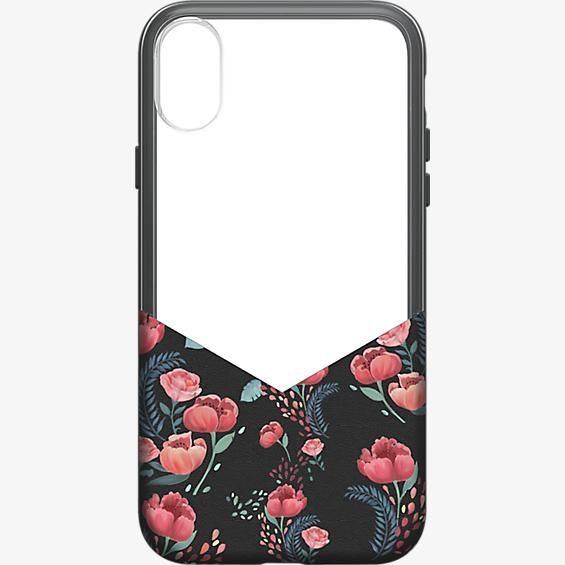 Carcasa Suit Up Print para iPhone X