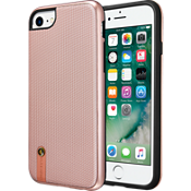 Estuche Chain Veil para iPhone 7 - Color Rose Gold