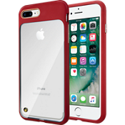 Estuche Mono para iPhone 7 Plus - Rojo