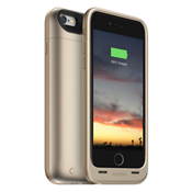 juice pack air para iPhone 6/6s - Dorado