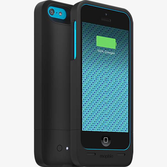 juice pack helium para iPhone 5c - Negro