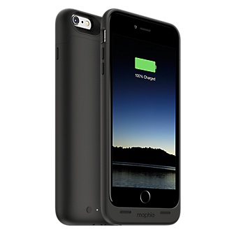 juice pack para iPhone 6 Plus/6s Plus - Negro