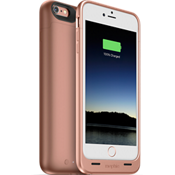 juice pack para iPhone 6 Plus/6s Plus - Color Rose Gold