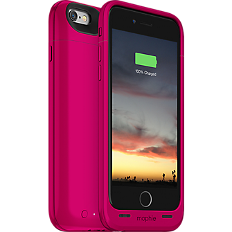 juice pack air para iPhone 6/6s - Rosa