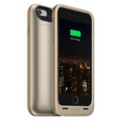mophie juice pack plus para iPhone 6/6s - Dorado