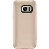 juice pack para Samsung Galaxy S7 - Dorado