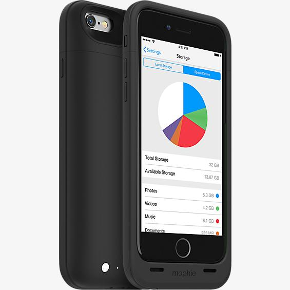 Paquete mophie space para el iPhone 6/6s -32GB