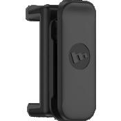 clip para cinturón universal - Negro