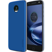 Cubierta trasera intercambiable para Moto Z Force Droid y Moto Z Droid - Color iridescent nautical blue