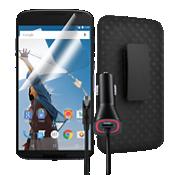 Paquete de protector/funda para Nexus 6