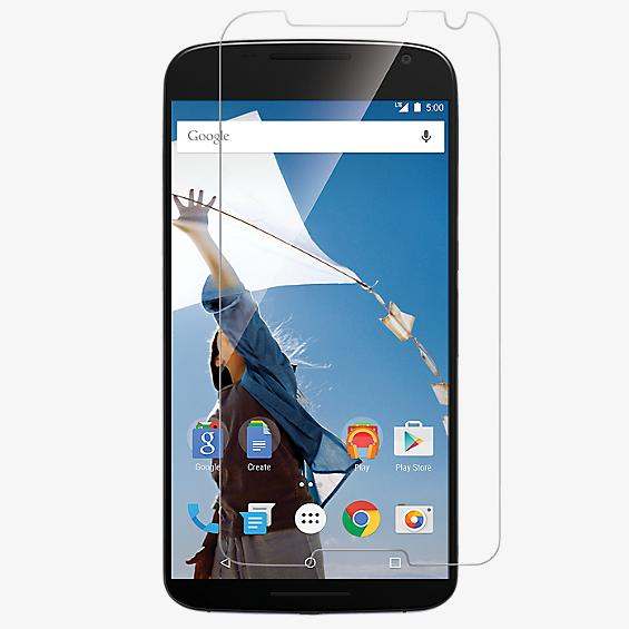 Protector de pantalla de vidrio templado para Nexus 6