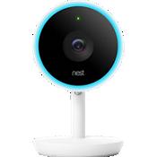 Nest Cam IQ de interior