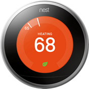 Nest Learning Thermostat 3.<sup>a</sup> generación