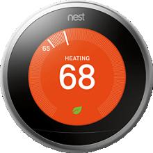 Termostato inteligente Nest 3ra generación