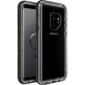 Estuche NEXT para el Galaxy S9 - Color Black Crystal