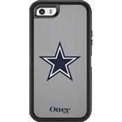 NFL Defender de OtterBox para Apple iPhone 5/5s - Dallas Cowboys