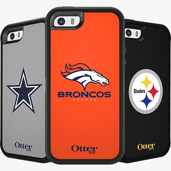 NFL Defender de OtterBox para Apple iPhone 5/5s