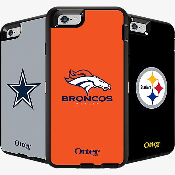NFL Defender de OtterBox para iPhone 6
