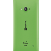 Tapa de batería de carga móvil para Microsoft Lumia 735 - Verde