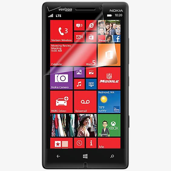 Protectores de pantalla contra rayones para el Nokia Lumia Icon