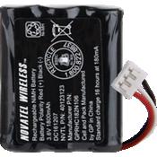 Batería para el T2000 - Negro