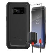 Paquete OtterBox Defender para Galaxy S8