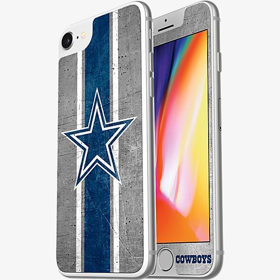 Protector de pantalla de vidrio NFL Alpha para iPhone 8/7/6s/6 - Dallas Cowboys