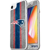 Protector de pantalla de vidrio NFL Alpha para iPhone 8/7/6s/6 - New England Patriots