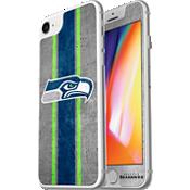 Protector de pantalla de vidrio NFL Alpha para iPhone 8/7/6s/6 - Seattle Seahawks