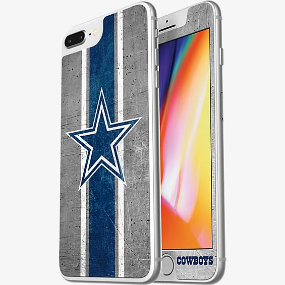 Protector de pantalla de vidrio NFL Alpha para iPhone 8 Plus/7 Plus/6s Plus/6 Plus - Dallas Cowboys